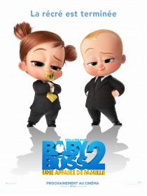 Affiche du film Baby Boss 2 : une affaire de famille