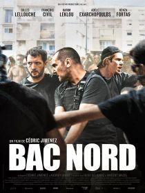 Affiche du film Bac Nord