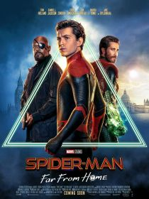 Cine974, Spider-Man : Far From Home