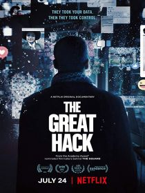 film Netflix The Great Hack : L'affaire Cambridge Analytica