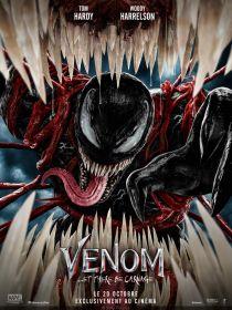 Affiche du film Venom: Let There Be Carnage