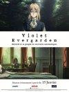 Violet Evergarden : Eternité et la poupée de souvenirs automatiques