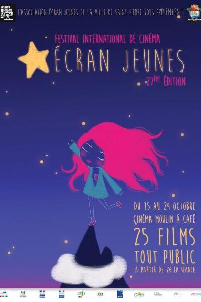 27ème édition du Festival International de Cinéma de la ville de Saint-Pierre