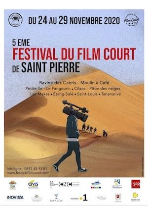 5ème Festival du Film Court de Saint-Pierre