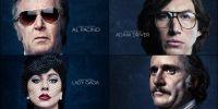 Bande annonce de Gucci avec Lady Gaga et Adam Driver.
