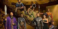 Black Panther 2 dévoile une vidéo des coulisses montrant le trone.