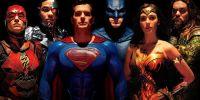 Justice League Snyder's cut bande annonce.