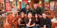 Le casting de Friends dans le carpool karaoke.