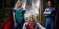 Une nouvelle bande annonce pour Jupiter's Legacy la série de super héros Netflix.