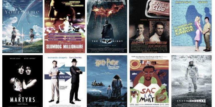 ? TOP 20 cinéma
