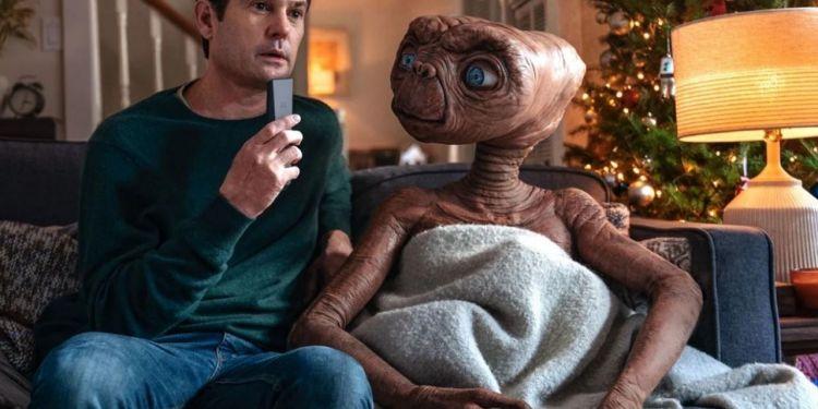 #Pub / E.T et Elliot se retrouvent 37 ans plus tard