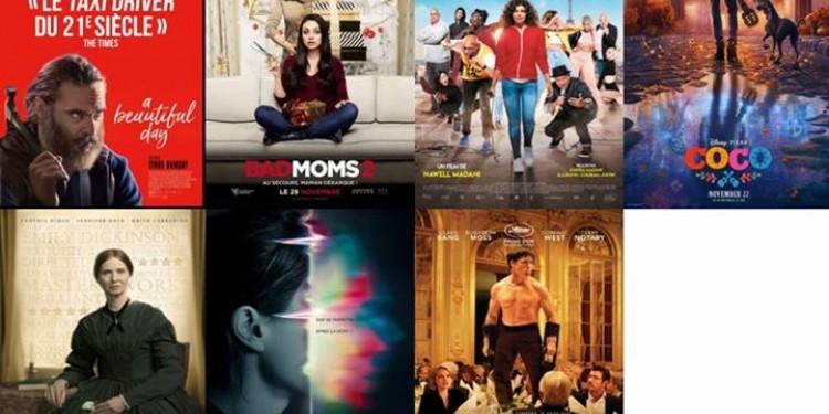 Les sorties cinéma du mercredi 29 novembre 2017 à La Réunion ...