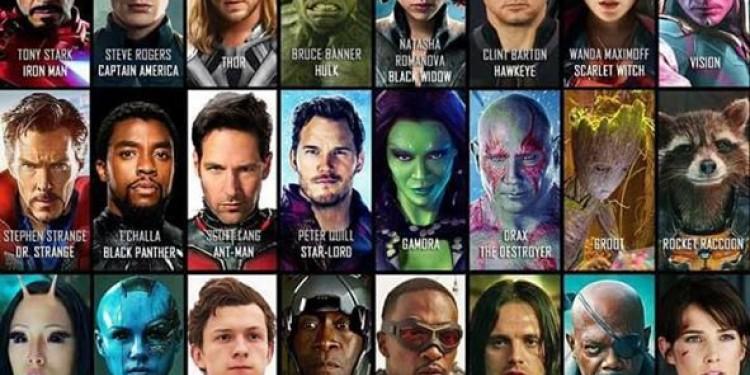 Le casting de dingue du prochain Avengers. ??