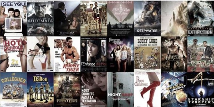 ?? Petite mise à jour de films à voir en streaming sur C...