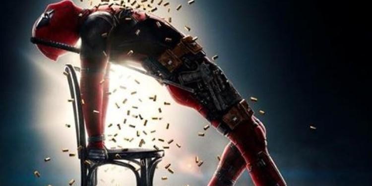 la nouvelle affiche de #Deadpool2 ?