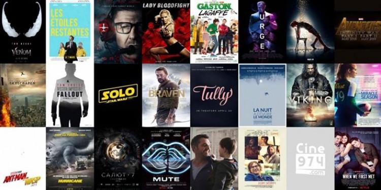 ?Les dernières bandes-annonces cinéma sont sur Cine974✨ E...