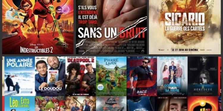 Les sorties #cinema du mercredi 4 juillet (🇺🇲)  cette sema...