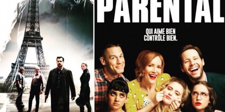Les sorties #cinema du mercredi 1er août à #LaReunion ??