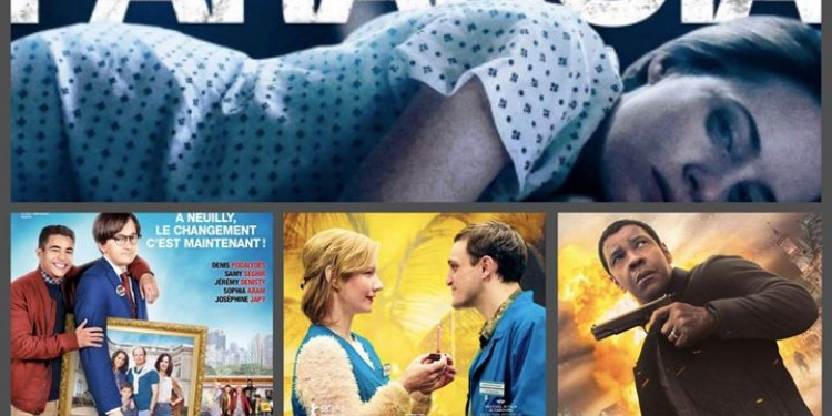 Les sorties #cinema du mercredi 15 août à #LaReunion