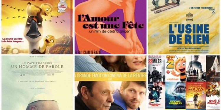 Les sorties #cinema du mercredi 19 septembre à #LaReunion