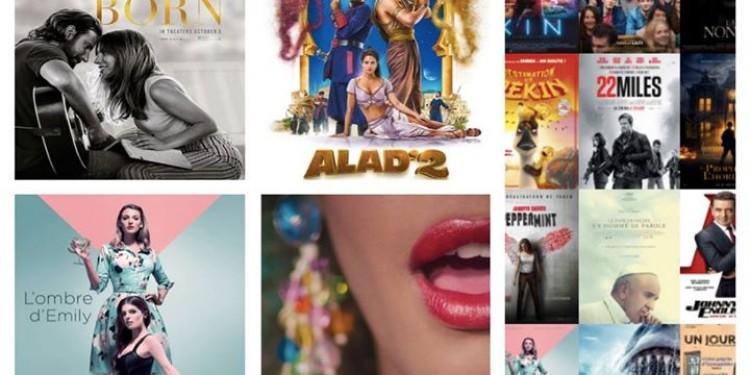 Les sorties #cinema du mercredi 3 octobre à #LaReunion ??...