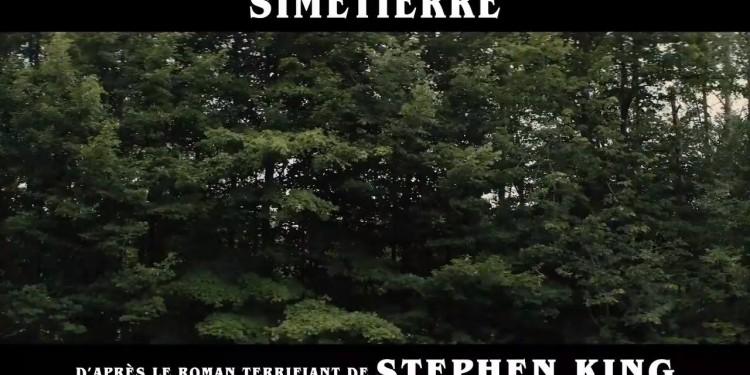 Simetierre (Pet Sematary), un film d'Epouvante-horreur américain