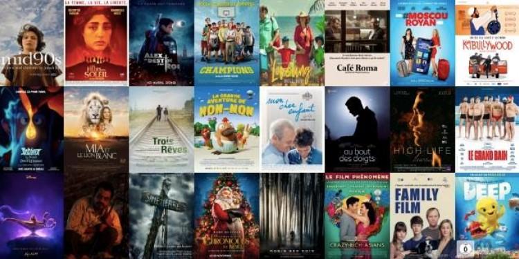 Les dernières bandes-annonces cinéma sur Cine974.com