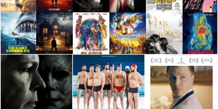 Les sorties #cinema du mercredi 31 octobre à La Reunion