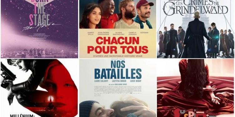 Les sorties cinéma du mercredi 14 novembre à La Réunion