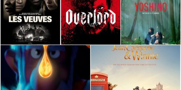 Les sorties cinéma du mercredi 5 décembre à La Réunion