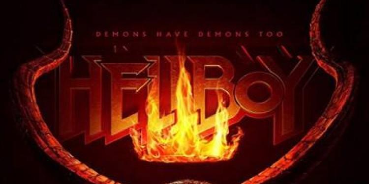 Hellboy (2019) la bande-annonce VF