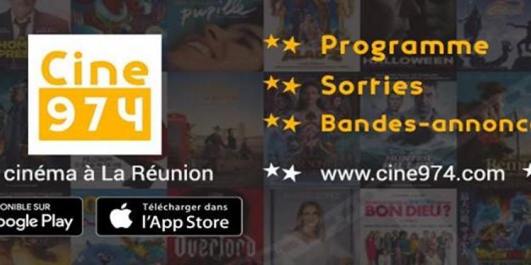 Cine974.com, la référence cinéma à La Réunion