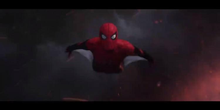 Spider-Man : Far From Home - bande-annonce