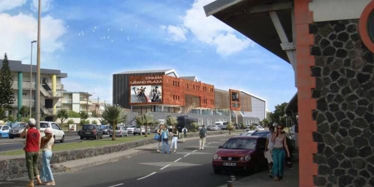 Du nouveau du Multiplexe Cinéma de Saint-Denis par ICC
