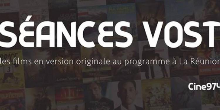 Vous êtes plutôt film en VO ? Le programme des films VO à La Réunion