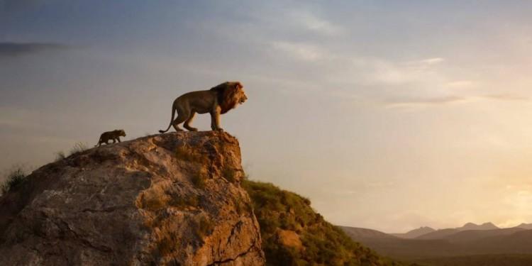 (bande-annonce) LE ROI LION