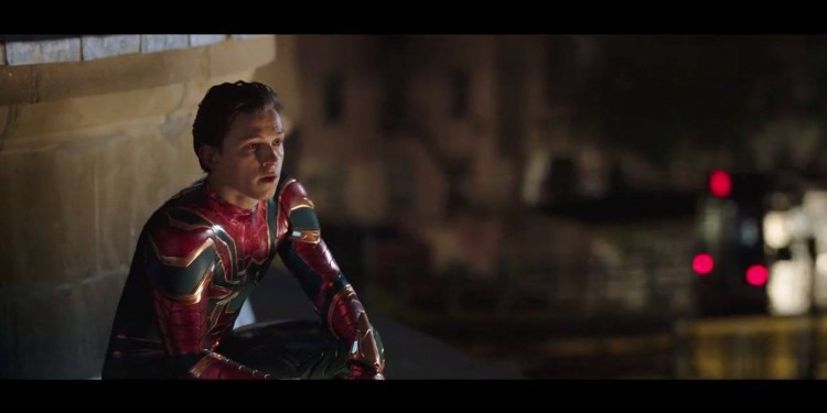 (bande-annonce) Spider-Man : Far From Home