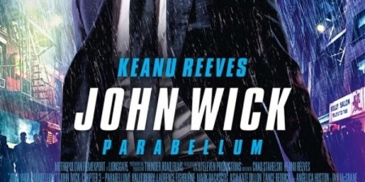 John Wick 3 actuellement au cinéma à La Réunion