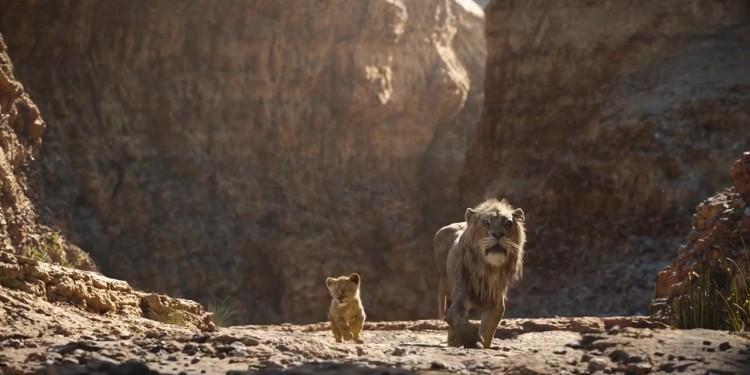Le Roi Lion (extrait)