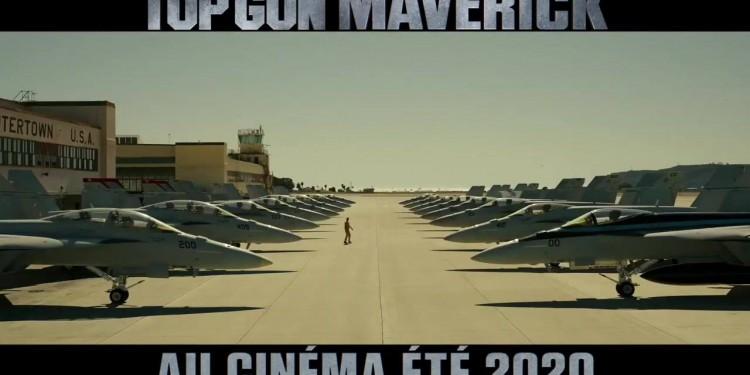 Top Gun : Maverick (bande-annonce VF)