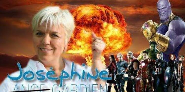 Joséphine, Ange Gardien VS Avengers