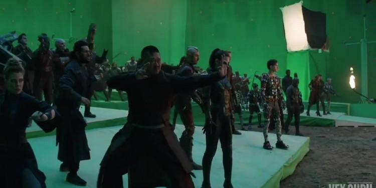 Pour les fans d'Avengers...