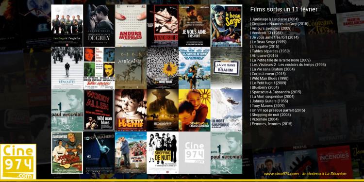 Films sortis un 11 février