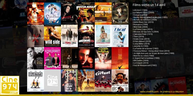 Films sortis un 14 avril