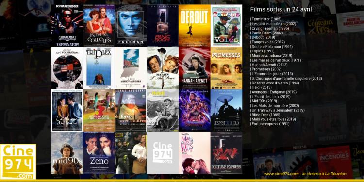 Films sortis un 24 avril