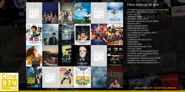 Films sortis un 26 avril