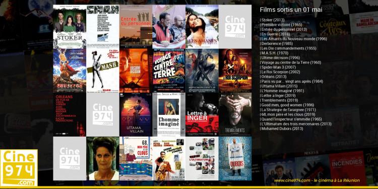 Films sortis un 01 mai