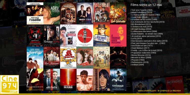 Films sortis un 12 mai