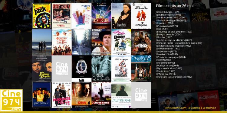 Films sortis un 26 mai