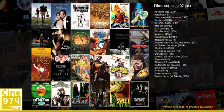 Films sortis un 02 juin